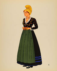 polish hungarian costumes fashion